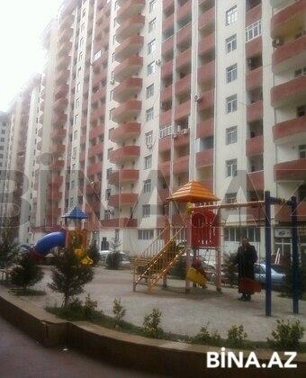 3 otaqlı yeni tikili - Həzi Aslanov m. - 103 m² (1)