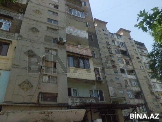 3 otaqlı köhnə tikili - Həzi Aslanov m. - 60 m² (1)