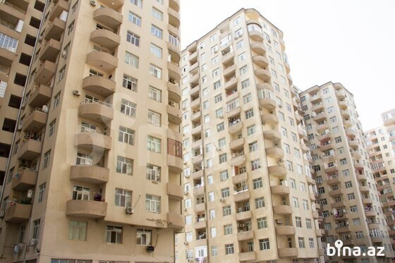 3 otaqlı yeni tikili - Həzi Aslanov m. - 110 m² (1)
