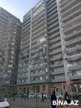 2 otaqlı yeni tikili - Qara Qarayev m. - 77 m² (1)