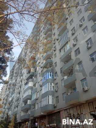 3 otaqlı yeni tikili - Qara Qarayev m. - 120.4 m² (1)
