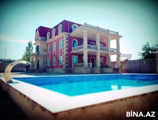 Bağ - Novxanı q. - 750 m² (1)