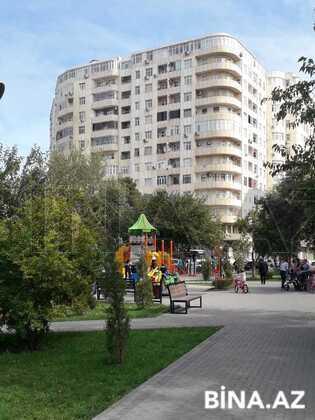 3 otaqlı yeni tikili - Qara Qarayev m. - 120 m² (1)