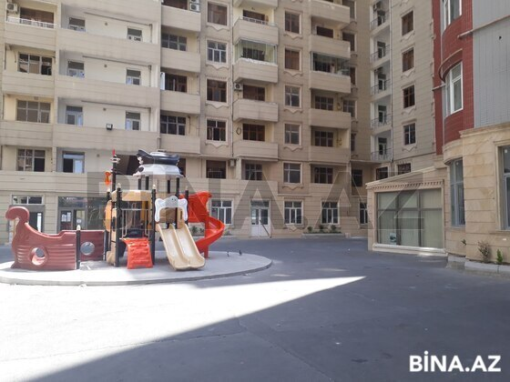 4 otaqlı yeni tikili - Şah İsmayıl Xətai m. - 200 m² (1)