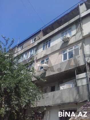 3 otaqlı köhnə tikili - Avtovağzal m. - 53 m² (1)