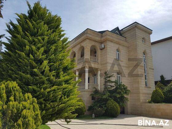 6 otaqlı ev / villa - Səbail r. - 700 m² (1)