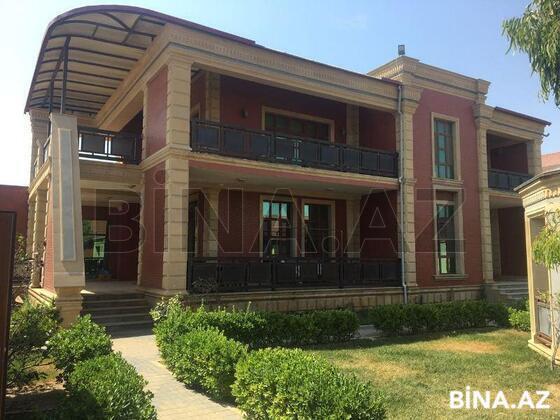 Bağ - Şüvəlan q. - 300 m² (1)