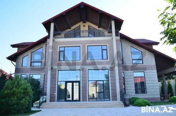 Bağ - Şağan q. - 400 m² (1)