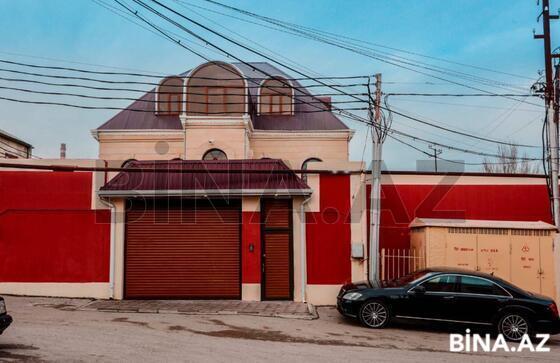 6 otaqlı ev / villa - Nəsimi r. - 350 m² (1)