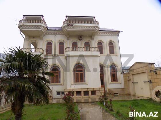 11 otaqlı ev / villa - İnşaatçılar m. - 450 m² (1)