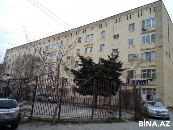 3 otaqlı köhnə tikili - Səbail r. - 65 m² (1)
