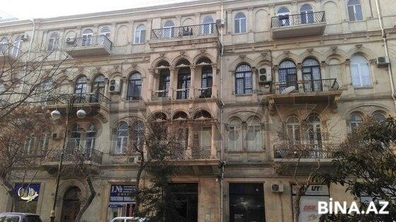 3 otaqlı köhnə tikili - Sahil m. - 75 m² (1)