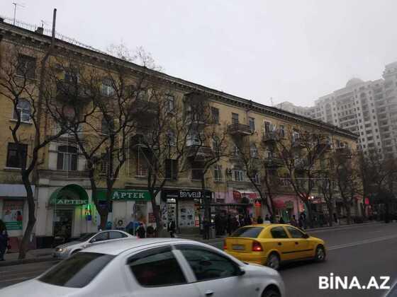 2 otaqlı köhnə tikili - Elmlər Akademiyası m. - 85 m² (1)
