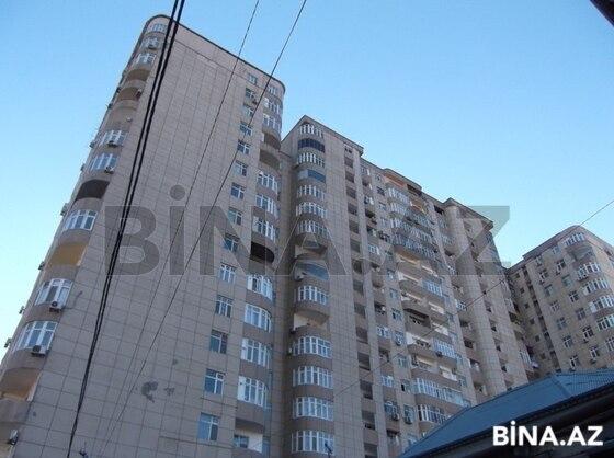 3 otaqlı yeni tikili - İnşaatçılar m. - 145 m² (1)