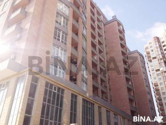 3 otaqlı yeni tikili - Elmlər Akademiyası m. - 102 m² (1)