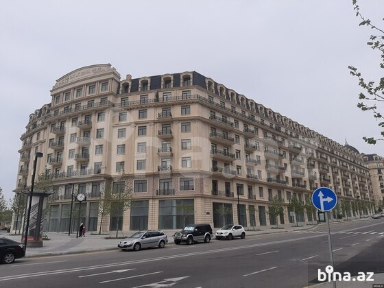 3 otaqlı yeni tikili - Xətai r. - 142 m² (1)