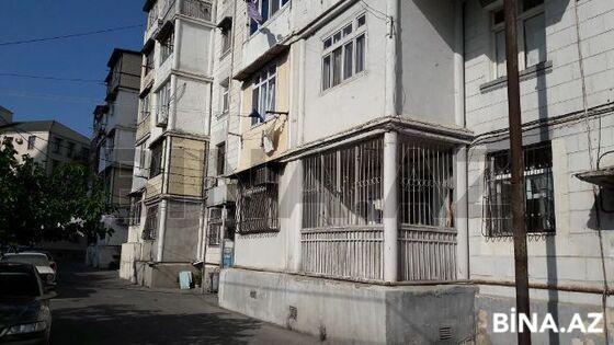 2 otaqlı köhnə tikili - Qara Qarayev m. - 47 m² (1)