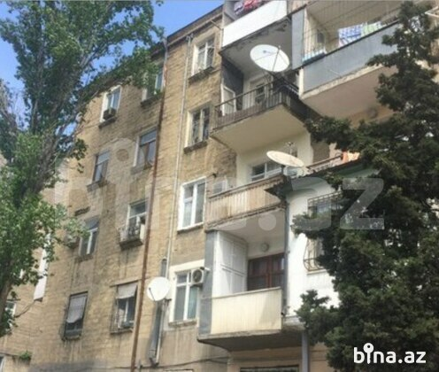 3 otaqlı köhnə tikili - Gənclik m. - 70 m² (1)