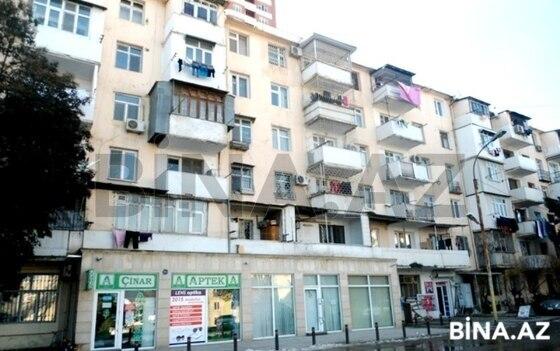 2 otaqlı köhnə tikili - Elmlər Akademiyası m. - 46 m² (1)