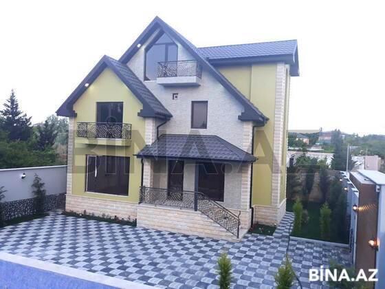 6 otaqlı ev / villa - Novxanı q. - 200 m² (1)