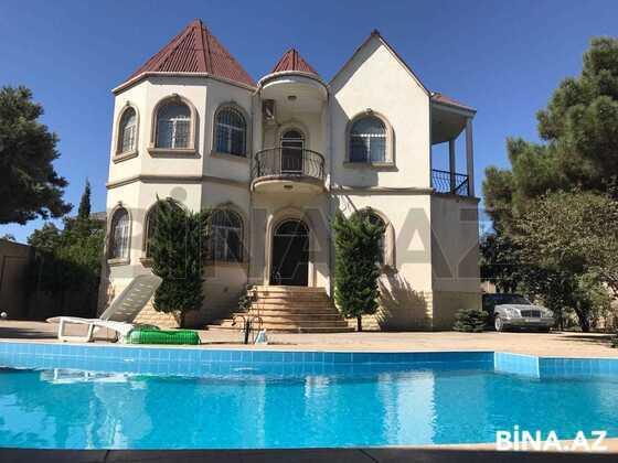 4 otaqlı ev / villa - Mərdəkan q. - 250 m² (1)