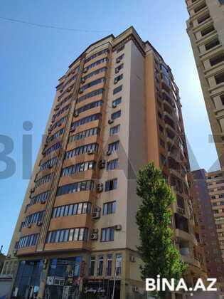 3 otaqlı yeni tikili - Şah İsmayıl Xətai m. - 130 m² (1)
