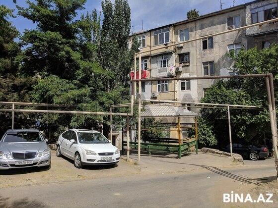 3 otaqlı köhnə tikili - Memar Əcəmi m. - 54 m² (1)