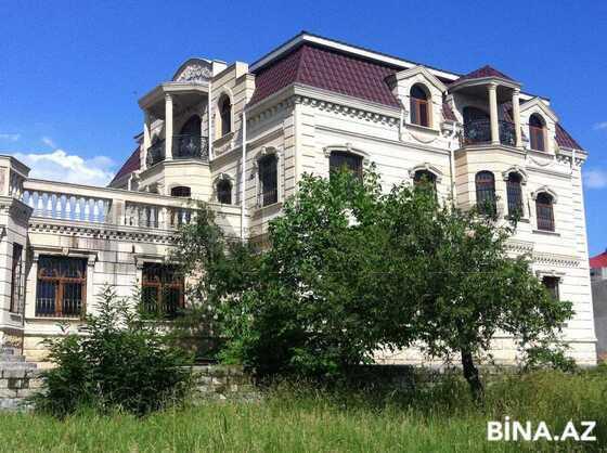 9 otaqlı ev / villa - Qəbələ - 550 m² (1)