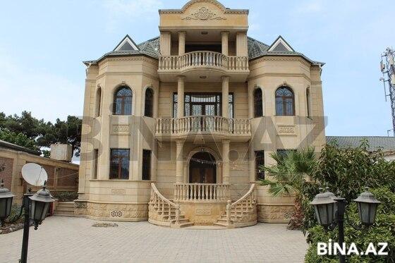 8 otaqlı ev / villa - Bakıxanov q. - 540 m² (1)