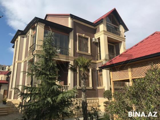 6 otaqlı ev / villa - Səbail r. - 800 m² (1)