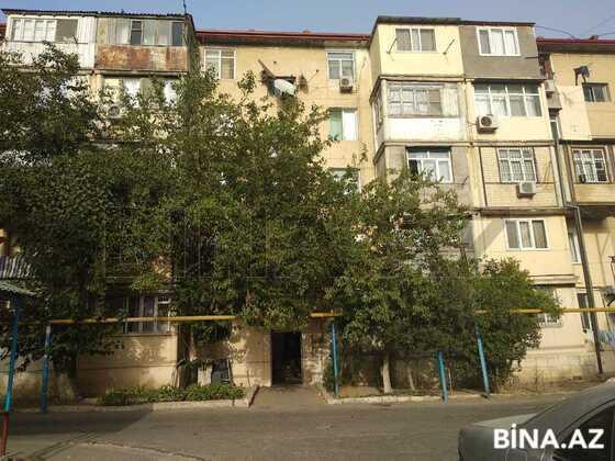 1 otaqlı köhnə tikili - Neftçilər m. - 35 m² (1)