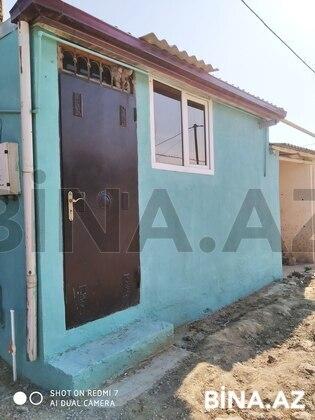 2 otaqlı ev / villa - Binəqədi q. - 43 m² (1)