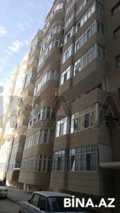 3 otaqlı köhnə tikili - İnşaatçılar m. - 95 m² (1)