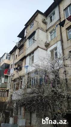 3 otaqlı köhnə tikili - Memar Əcəmi m. - 100 m² (1)