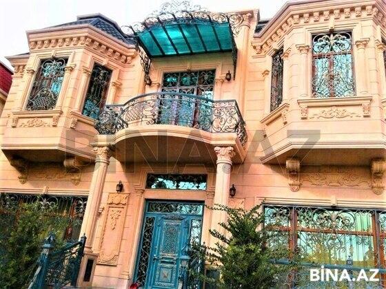 6-комн. дом / вилла - м. Насими - 460 м² (1)