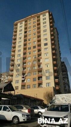 3 otaqlı yeni tikili - Memar Əcəmi m. - 130 m² (1)