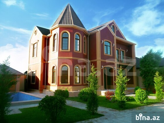 Bağ - Mərdəkan q. - 250 m² (1)