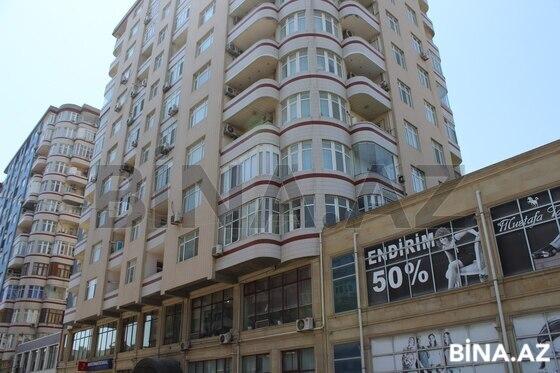 3 otaqlı yeni tikili - Nəriman Nərimanov m. - 153 m² (1)
