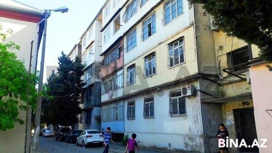 4 otaqlı köhnə tikili - Nəsimi r. - 102 m² (1)