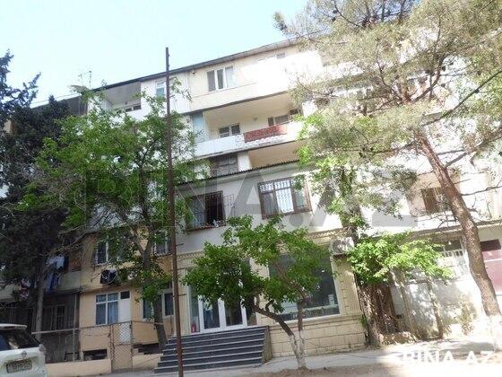 3 otaqlı köhnə tikili - Gənclik m. - 85 m² (1)