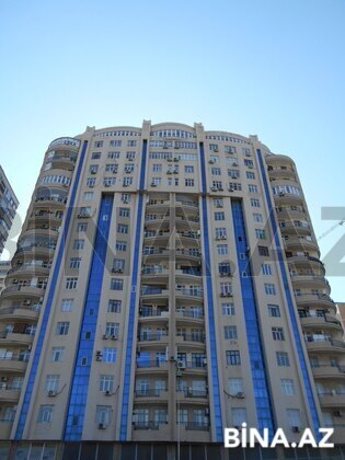 4 otaqlı yeni tikili - Şah İsmayıl Xətai m. - 170 m² (1)