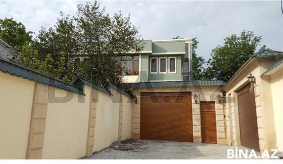 8 otaqlı ev / villa - Qəbələ - 400 m² (1)