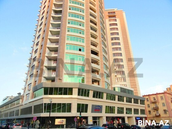 1 otaqlı ofis - Sahil m. - 120 m² (1)