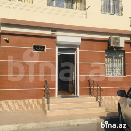 2 otaqlı ofis - Şah İsmayıl Xətai m. - 39 m² (1)