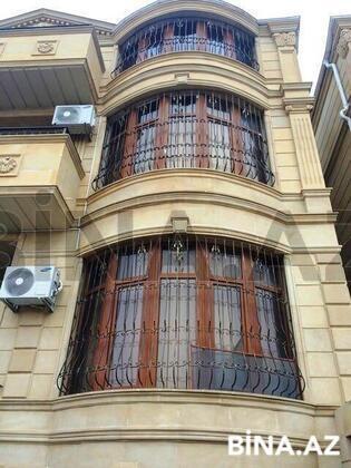 7 otaqlı ev / villa - Qara Qarayev m. - 400 m² (1)