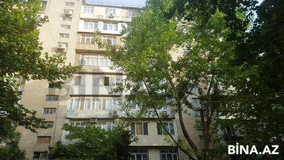 3 otaqlı köhnə tikili - Gənclik m. - 80 m² (1)