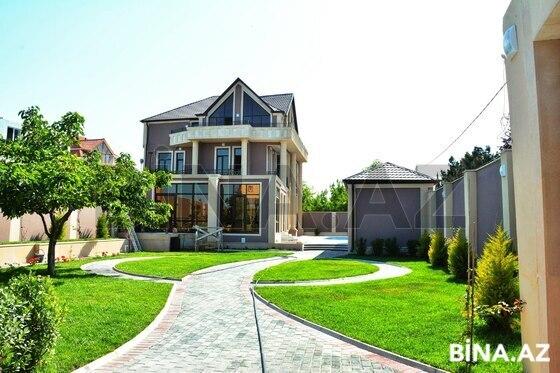 Bağ - Bilgəh q. - 600 m² (1)