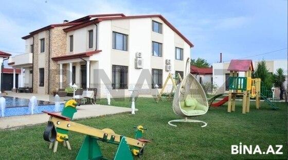 10 otaqlı ev / villa - Novxanı q. - 730 m² (1)