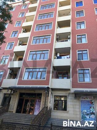 3 otaqlı yeni tikili - Memar Əcəmi m. - 131 m² (1)