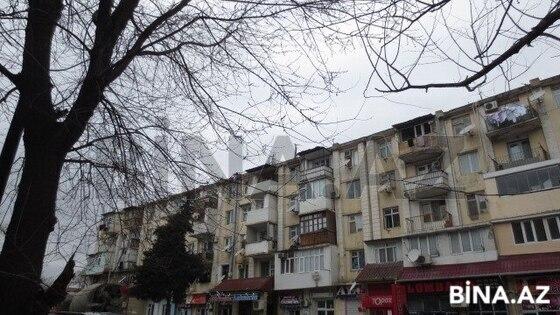 3 otaqlı köhnə tikili - Memar Əcəmi m. - 70 m² (1)